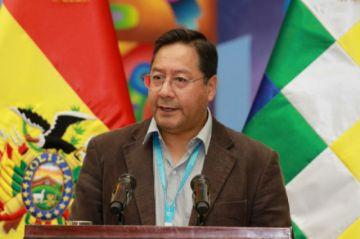 "Luis Arce ratifica estrategia de ""aguantar y resistir"" hasta vencer al coronavirus"