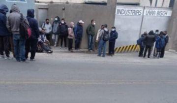 Fabriles: Industrias Lara Bisch se burla del Ministerio de Trabajo en conflicto laboral