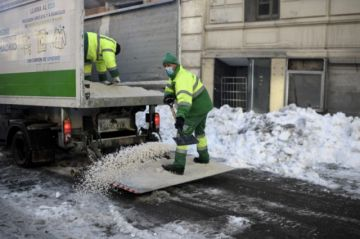 Madrid todavía se recupera de su histórica nevada