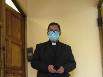 El obispo potosino se presenta al pueblo y anuncia su posesión