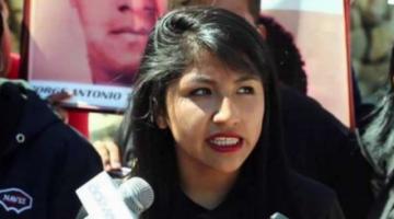 La hija de Evo Morales trabaja en la Procuraduría, según su página web