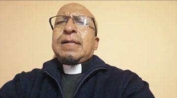 El padre Miguel Albino habla de la carta a los Hebreos