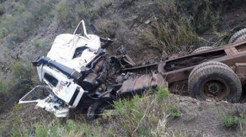 Neblina causa accidente y hay una persona muerta en Potosí