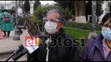 Comunidad Ciudadana pide postergar las elecciones por el incremento de la pandemia