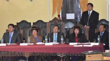 Fiscalía libra de culpa a exvocales del TED-La Paz en caso fraude electoral