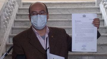 Creemos dice a Arce que los departamentos más afectados por la pandemia 'ya no aguantan más'