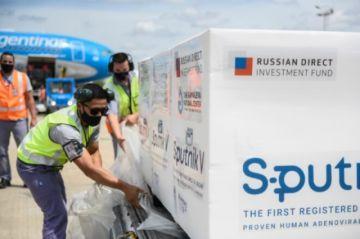 Argentina empieza a administrar segundas dosis de Sputnik V
