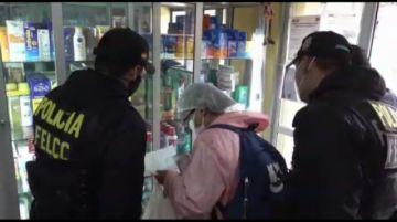 Realizan operativos de control en farmacias de Potosí
