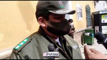 Cooperativistas de Porco bloquean el camino a Uyuni
