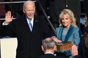 """Biden asume como 46° presidente de EEUU y promete """"un nuevo día"""""""