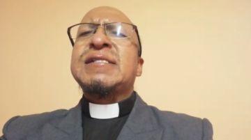 El padre Miguel Albino reflexiona sobre Jesús y los enfermos