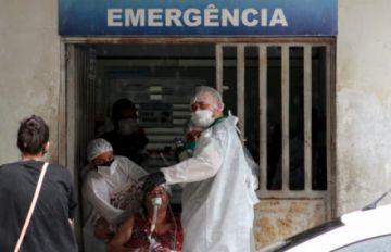 Hospitales de Amazonas, desbordados por la segunda ola de la pandemia