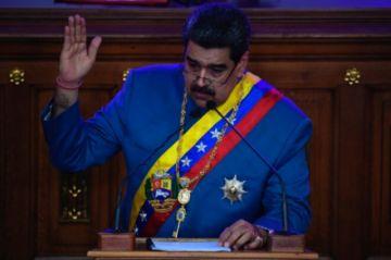 """Maduro aspira a """"mejores relaciones"""" con el EEEU de Biden tras romperlas con Trump"""
