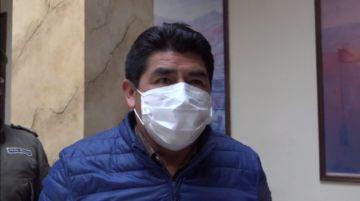 """Gobernador de Potosí pide """"no alarmarse"""" por el incremento de casos covid"""