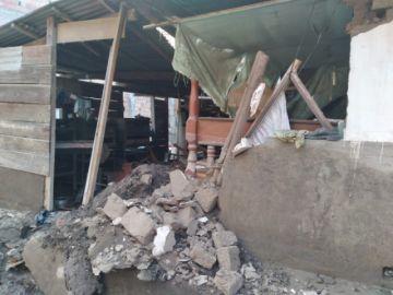 Gobierno reporta más de 4.000 familias afectadas y damnificadas en Tipuani y Guanay