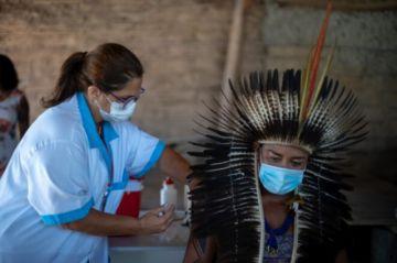 Brasil anuncia que recibirá 2 millones de vacunas anti-covid desde India