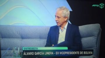 Álvaro García Linera dice que no ocupará ningún cargo público y se quedará en el país