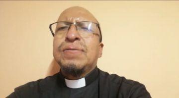 El padre Miguel Albino reflexiona sobre la sangre de Cristo
