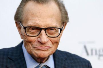 Muere el famoso periodista de EEUU Larry King a los 87 años