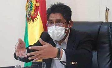 Félix Patzi dice que no es pertinente postergar elecciones