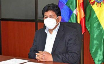 Ministro Montaño se recupera de la COVID y se reincorpora a sus funciones