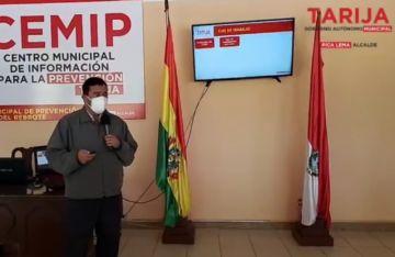 Alcaldía de Tarija fija multas de hasta Bs35.000 por aglomerar personas en campañas políticas