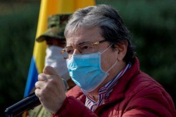 Muere por coronavirus ministro de Defensa colombiano, Carlos Holmes Trujillo