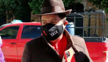 'Tata' Quispe desafía a debate a Franklin Flores y le dice que 'no se corra' como hacía Evo Morales