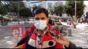 "Asambleísta denuncia que se intenta suspender al gobernador Omar Véliz ""por orden de Evo Morales"""