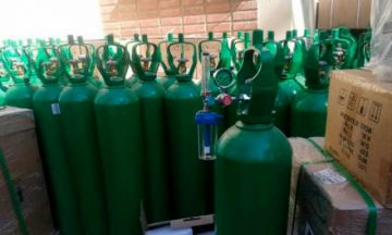 ¿A qué atribuye el Gobierno el agio en la venta de oxígeno?