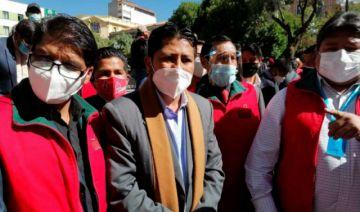 Agrupación Jallalla no descarta que el hijo de 'El Mallku' sea candidato