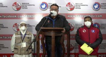 En dos días de rastrillaje el Sedes captó 218 casos sospechosos