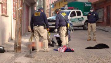 Policía investiga asesinato ocurrido en la zona San Pedro de La Paz
