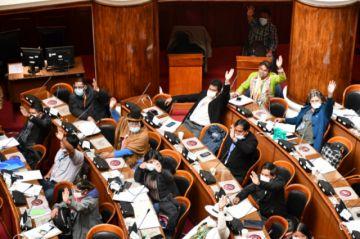 Legislativo aprueba crédito de la CAF por 350 millones de dólares destinado a la inversión pública