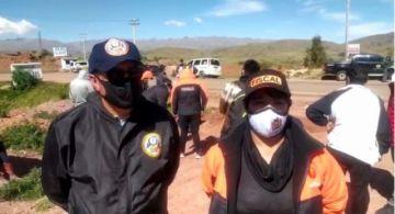 Equipo multidisciplinario realiza pericias en Betanzos dentro del caso de los conflictos del 2019