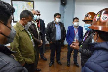 Asociación de inversión pondría fin al conflicto laboral de Andacaba