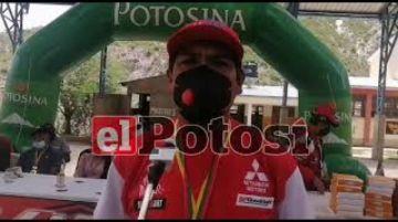 Alistan competencia de automovilismo entre Potosí y Sucre