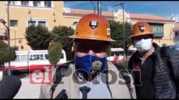 Astoraique pide buscar la unidad de los cooperativistas en Potosí