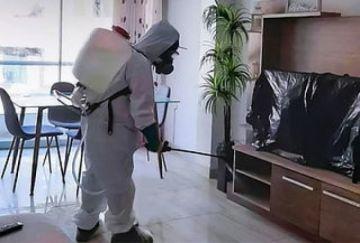 Dijeron que eran fumigadores, pero eran ladrones que se llevaron dinero de una casa en Oruro