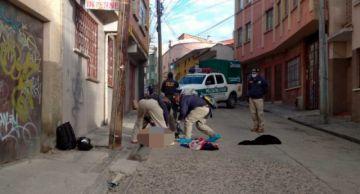 La Paz: Los dos implicados en asesinato en San Pedro son enviados a la cárcel