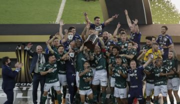Palmeiras se consagra bicampeón de la Copa Libertadores