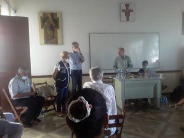 GIEI-Bolivia recibe informe sobre 34 exmiembros del Órgano Electoral detenidos tras comicios de 2019