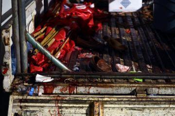 Reportan que hay dos muertos en ataque a militantes de izquierda en El Salvador