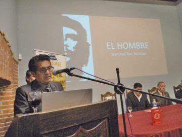 Periodista Juan José Toro fue seleccionado para pasar un trimestre en Madrid