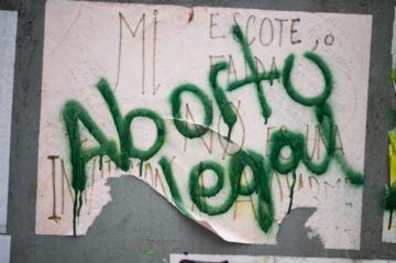 """Aborto en Venezuela, lejos de surfear la """"marea verde"""""""