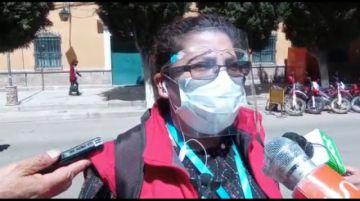 Gestionan vacunas contra el coronavirus para trabajadores de la prensa
