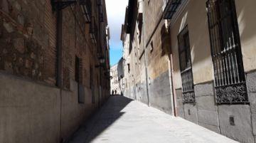 Conozca algunas de las calles estrechas de Madrid