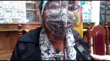 Reportan que un paciente con covid fugó de una clínica privada en Potosí