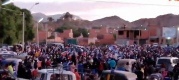 Según videos, candidatos del MAS en Tupiza reúnen a centenares de militantes