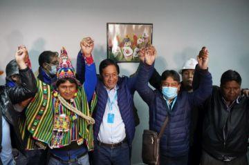 """Decreto gubernamental fija el 18 de octubre como """"Día de la Recuperación de la Democracia"""" por triunfo de Luis Arce"""